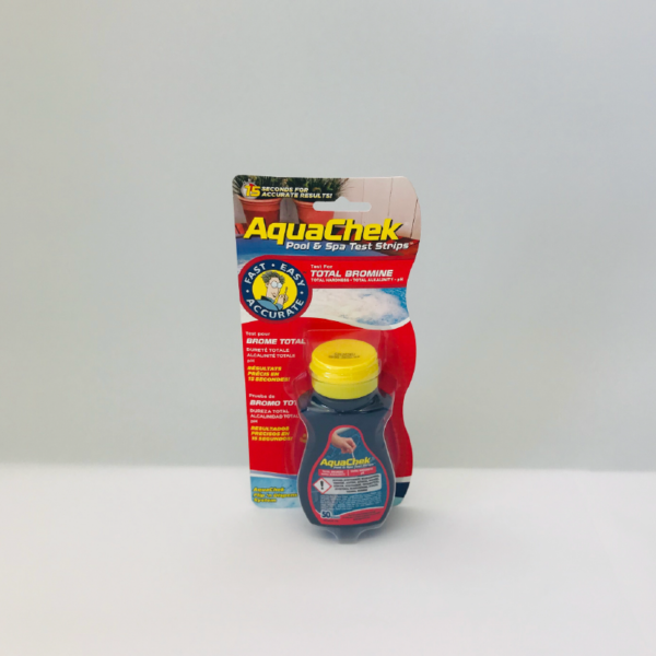 Aquacheck Pool & Spa Bromine Test Strips